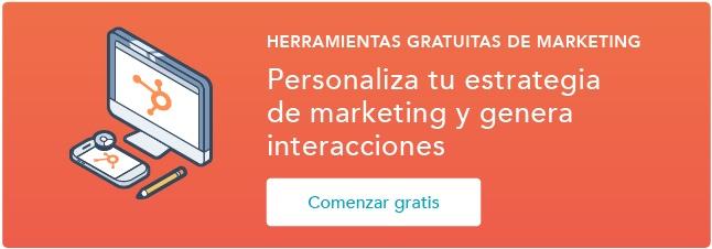 Herramientas de Marketing Gratis
