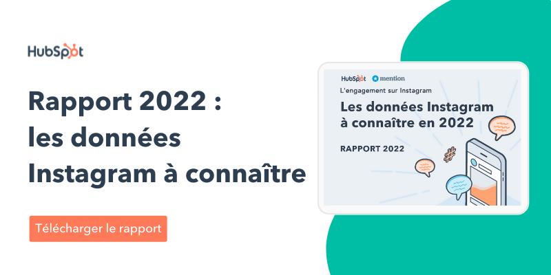 E-book gratuit : les données instagram à connaître