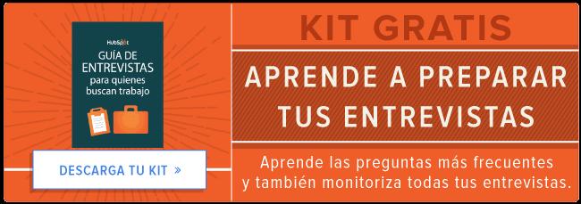 Kit para aprender a preparar tus entrevistas
