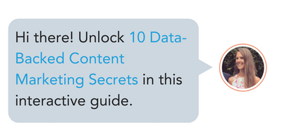 Unlock 10 Data-Backed Content Marketing Secrets to Use in 2018