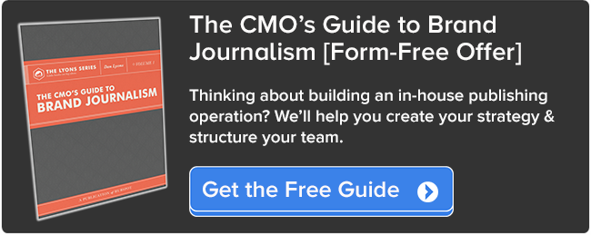 free guide to brand journalism