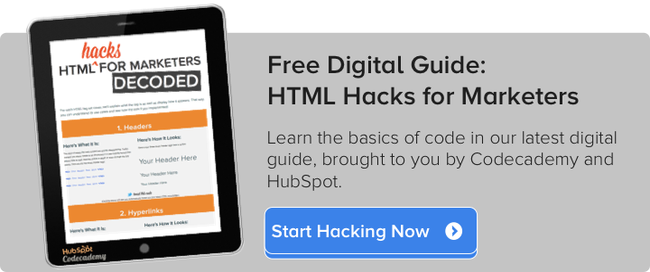 get your free html guide