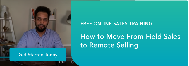 Online Selling Lesson HubSpot Academy