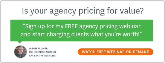 Is your agency pricing for value?