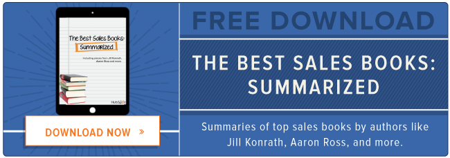 download free sales book summaries