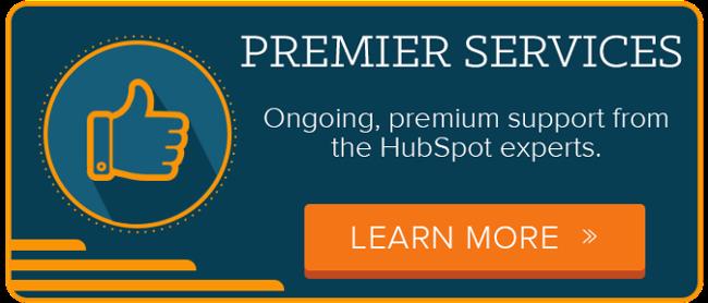 HubSpot Premier Services