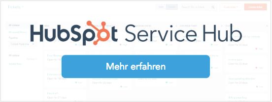 Service Hub HubSpot