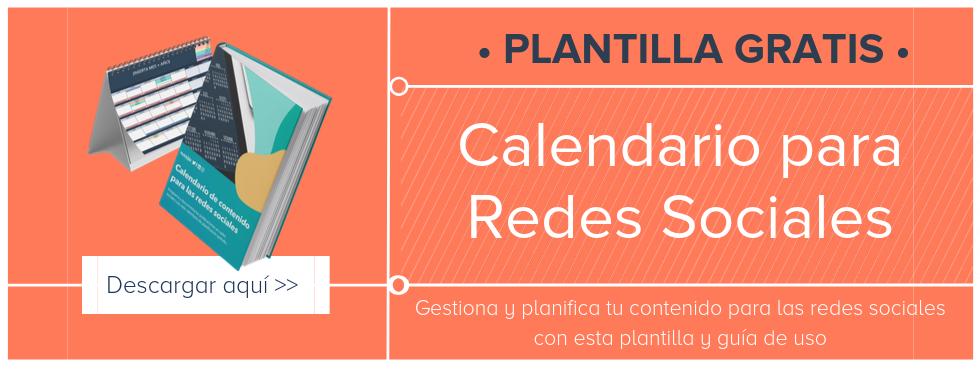Guía gratuita para crear un calendario de contenido para las redes sociales