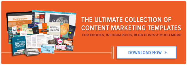 get your free content creation templates