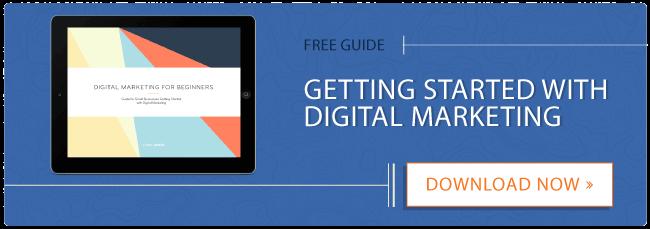 Free Download Beginner's Guide to Digital Marketing