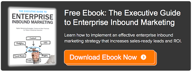 free enterprise inbound marketing ebook