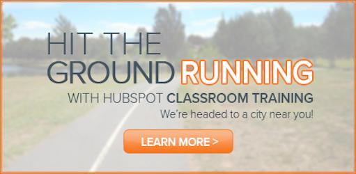 HubSpot Classroom Training