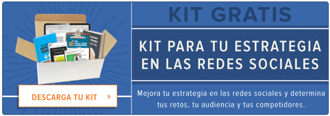 Kit Marketing para redes sociales