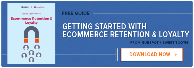 Learn how to get started with ecommerce retention and loyalty with this free guide.  The Year of Customer Experience: How Ecommerce Brands Can Prepare 81438812 db84 4b83 995e 9042a95b9137