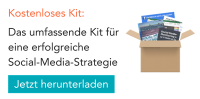 Social Media Strategie Kit