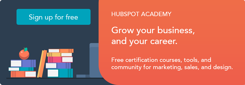 HubSpot Academy - Grow your business, and your career.