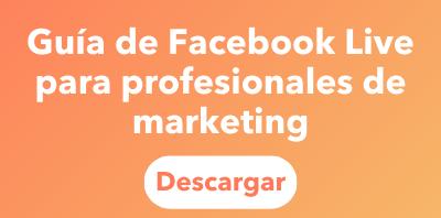 Guía Facebook Live
