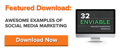 download awesome social media examples