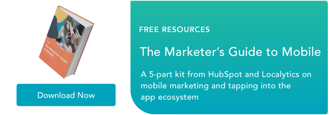 free guide: guide to mobile marketing