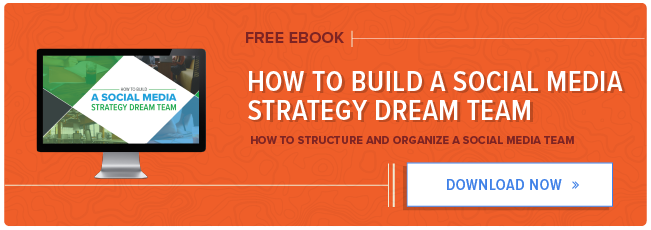How to Build A Social Media Strategy Dream Team [Free Ebook]