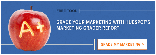 grade your marketing for free