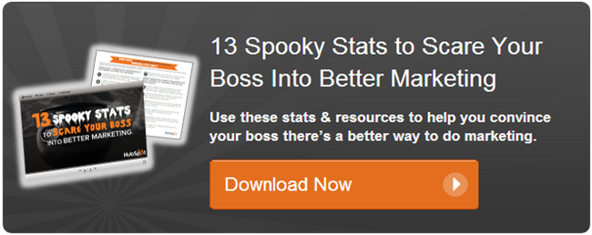 spooky stats for better marketing