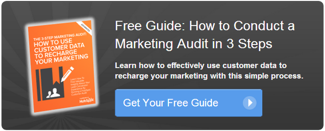 click to get your free marketing audit guide