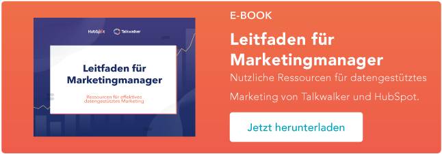 guide für marketingmanager datengestützes marketing