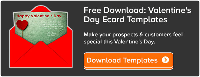 free valentine's day ecard templates