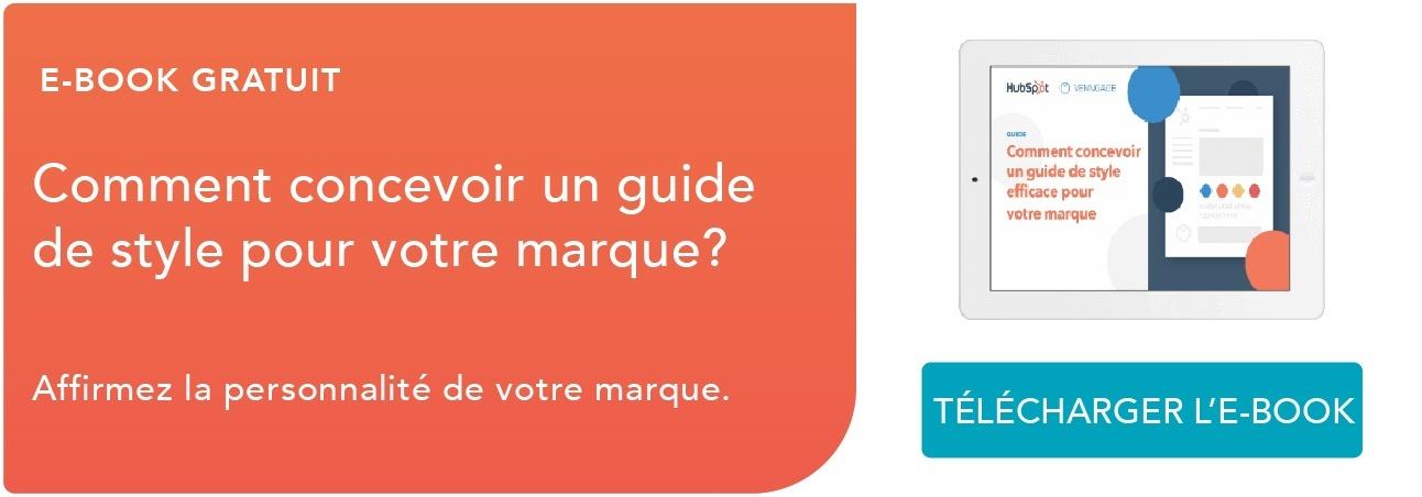 Co;;ent concevoir un guide de style pour votre marque ?