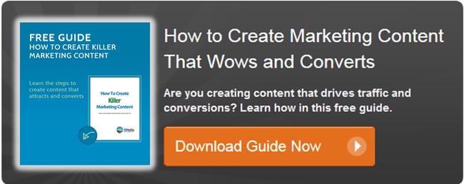 content creation cta