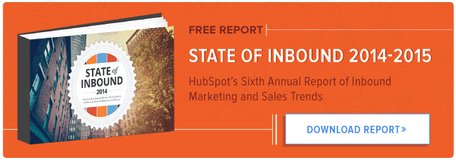 2013 state of inbound marketing report