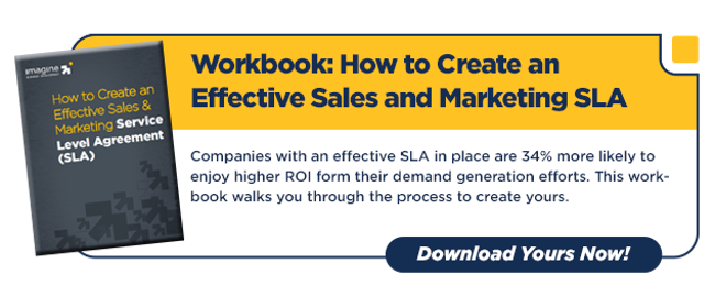 To create an effective sales and marketing sla sla platinumwayz