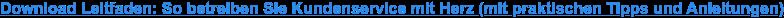 Download: So erstellen Sie effektive Kundenbefragungen (inkl. Fragenvorlagen)
