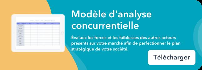 Bottom-CTA : Modèle d'analyse concurrentielle
