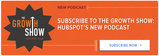 subscribe to hubspot's podcast