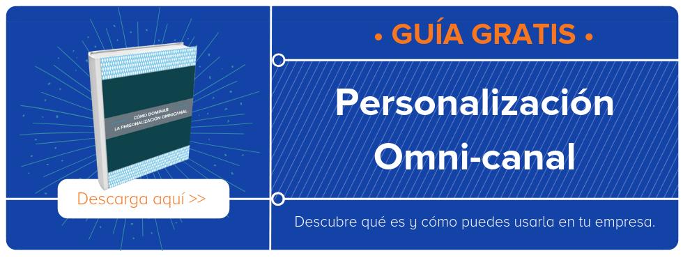 personalización omnicanal
