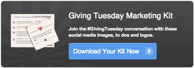 Giving Tuesday Marketing Kit