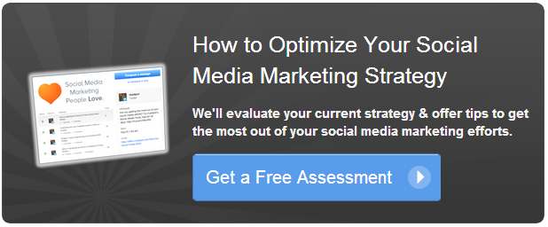 social media marketing assessment