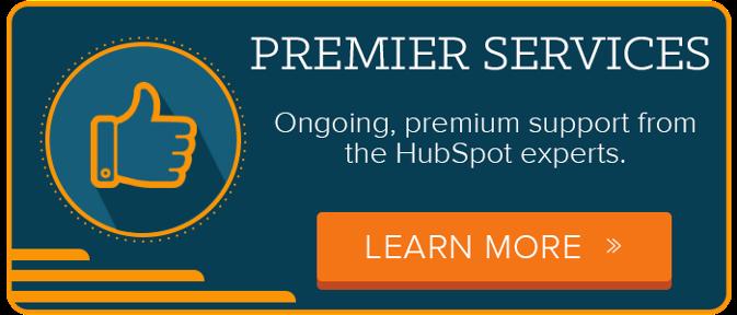 Premier Services HubSpot