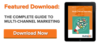 free guide to multi-channel marketing