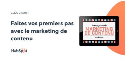 Slide-in-CTA : Faites vos premiers pas avec le marketing de contenu