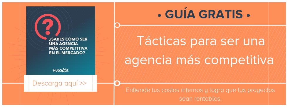 Guía programa de negocios para agencias