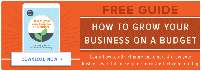 free guide to growing your business on a budget
