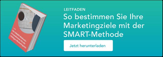 smart methode zum errechnen ihrer marketingziele