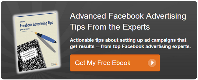 free facebook advertising ebook