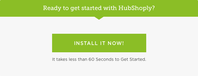 Get Started with HubShoply!