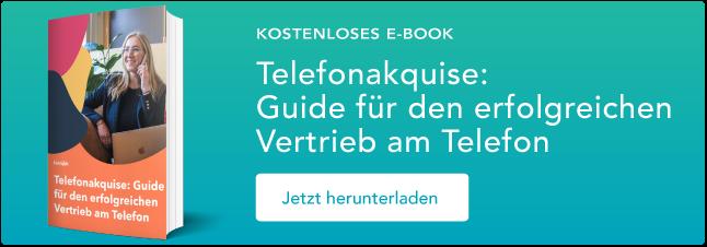 telefonakquise guide