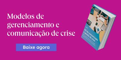 Modelos de gerenciamento e comunicação de crises