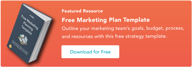 Marketing Plan Generator